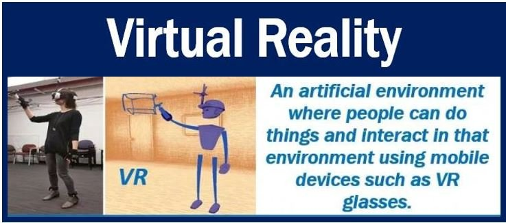 Virtual reality – definition and example