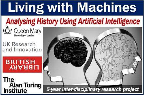 Analyzing history sources using artificial intelligence