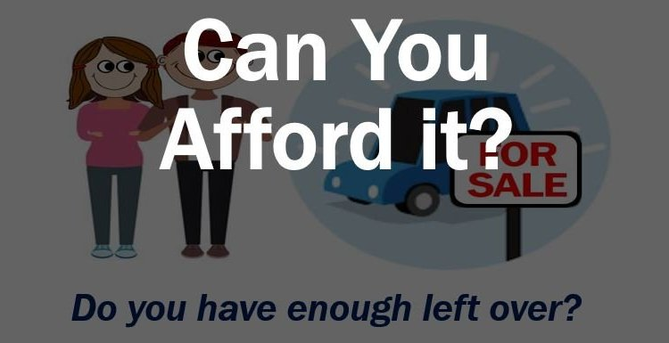 Can you afford it