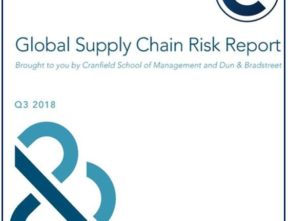 Currency Fluctuations- Global supply chain risk