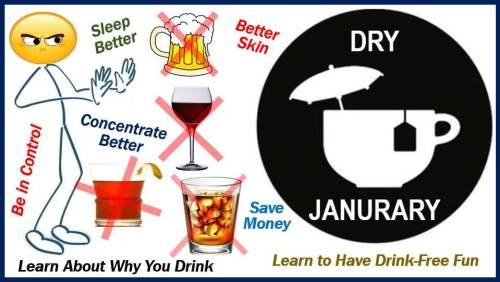 Dry January Image 1