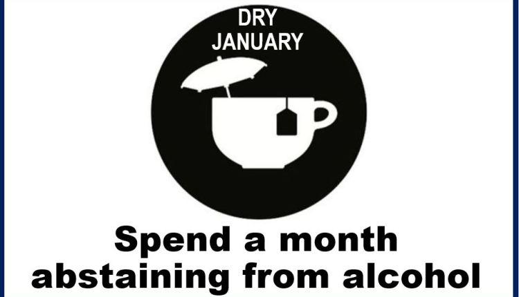 Dry January Thumbnail