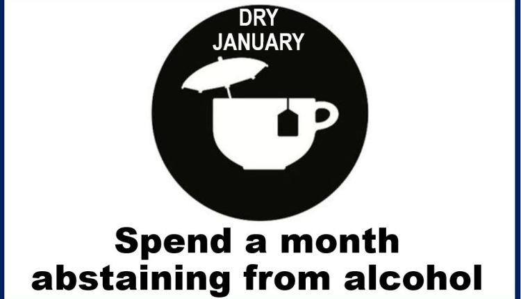 Dry January Thumbnail