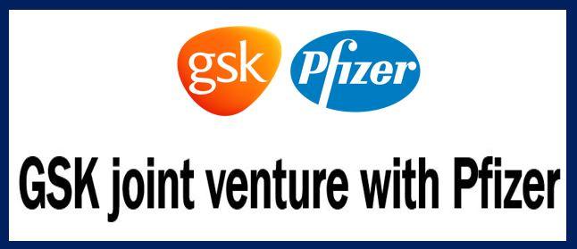 GSK Pfizer consumer healthcare joint venture thumbnail