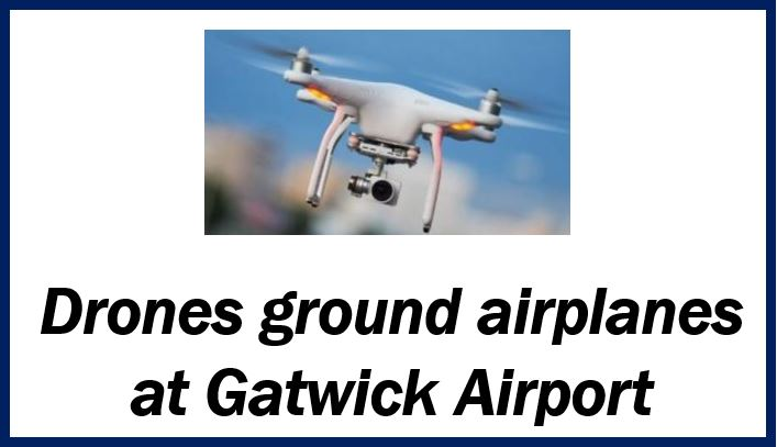 Gatwick Airport Drones thumbnail