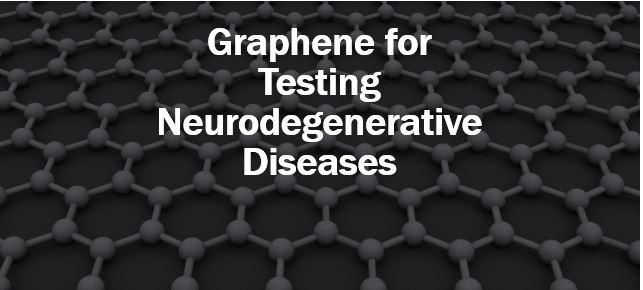 Graphene for testing ALS