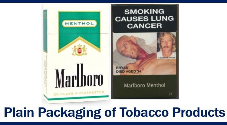 Plain Packaging tobacco products UK – thumbnail