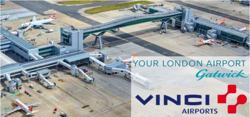 VINCI Airports buys controlling stake in Gatwick Airport