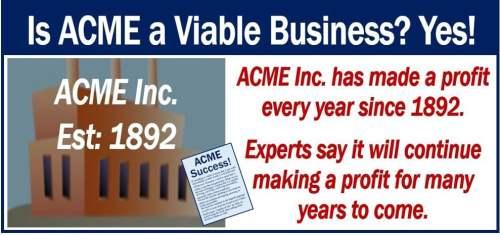 Viable business