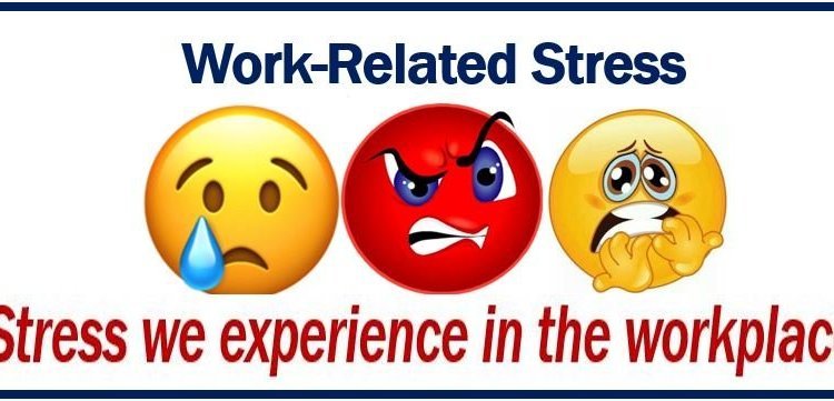 Work-related stress – thumbnail