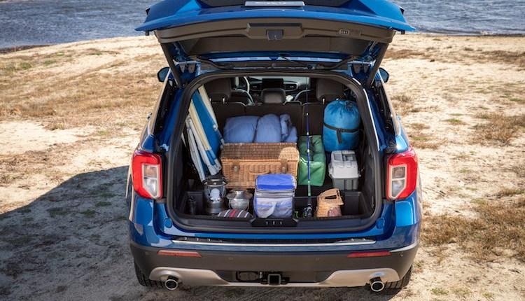 All-New Ford Explorer Hybrid