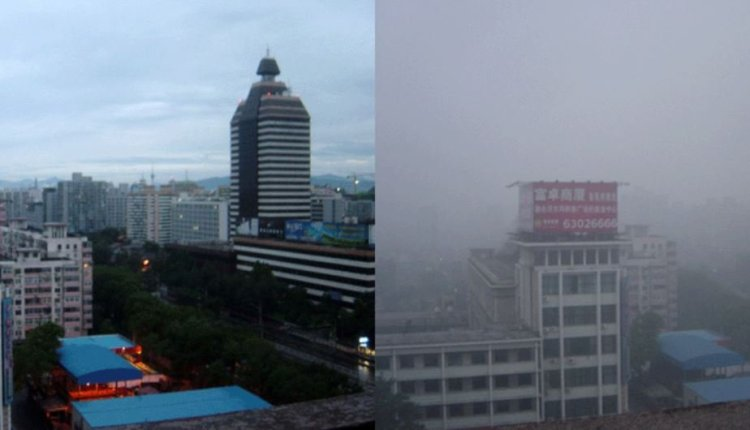 Air Pollution – Beijing