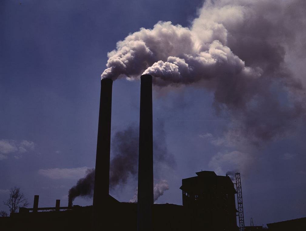 Air pollution image 1