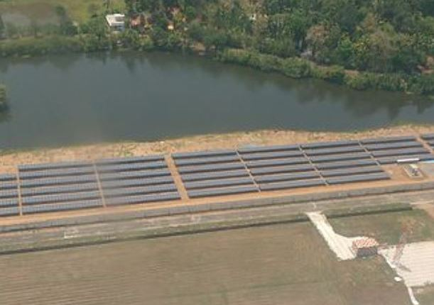 Cochin International Airport solar panels – Image 1