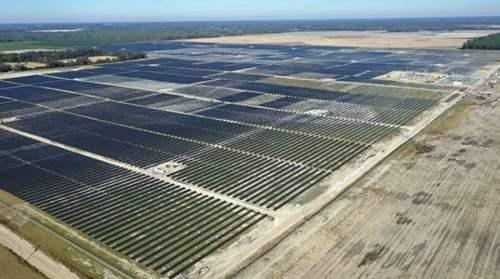 Duke Energy - Hamilton Solar Power Plant