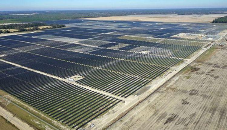 Duke Energy – Hamilton Solar Power Plant