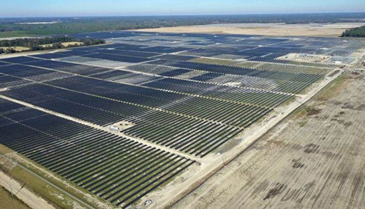 Duke Energy – Hamilton Solar Power Plant