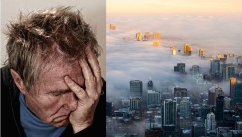 Elderly - air pollution