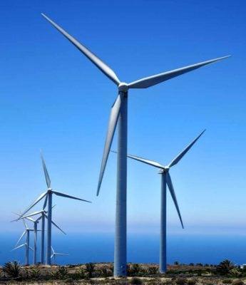 Energy system - wind energy