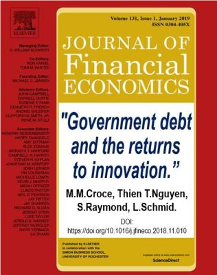 Innovative Firms - journal cover