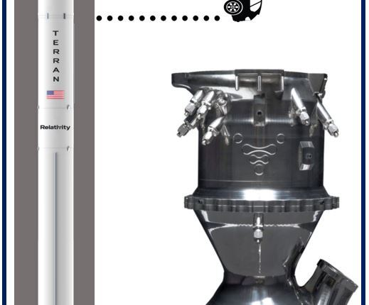 Relativity space – rocket and engine
