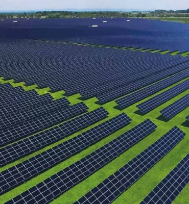 Solar power - energy system article