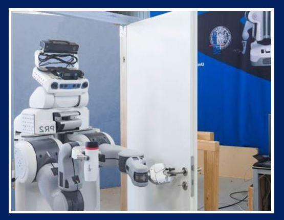 University of Freiburg – robot opening door thumbnail
