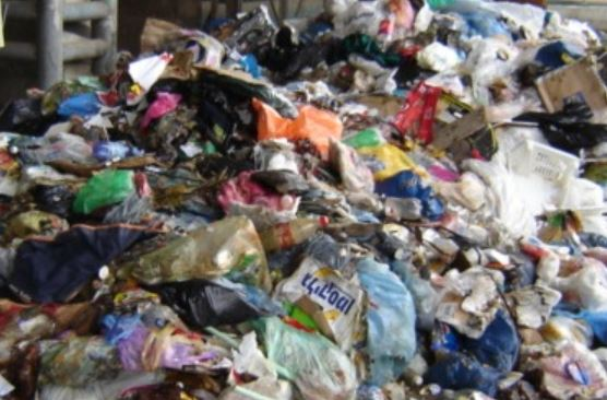 Waste material 1