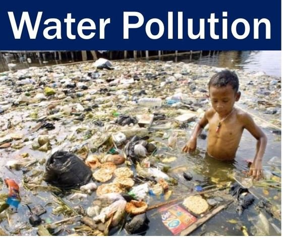 Water pollution image 1
