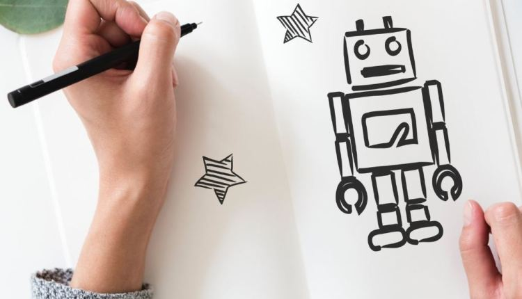 3D print your own robot article – thumbnail image
