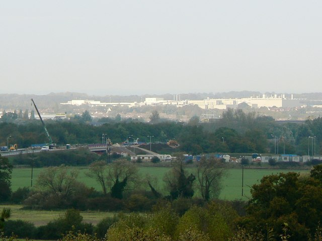 Honda_of_the_UK_Manufacturing_plant,_South_Marston,_Swindon_-_geograph.org.uk_-_276136