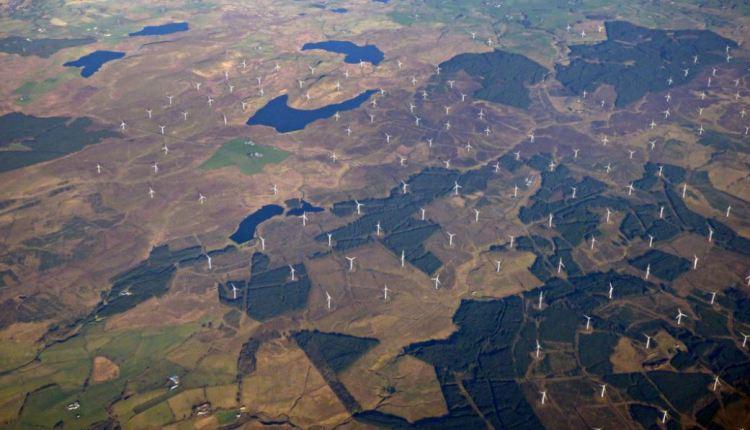 ScottishPower Whitelee Wind Farm – image 1