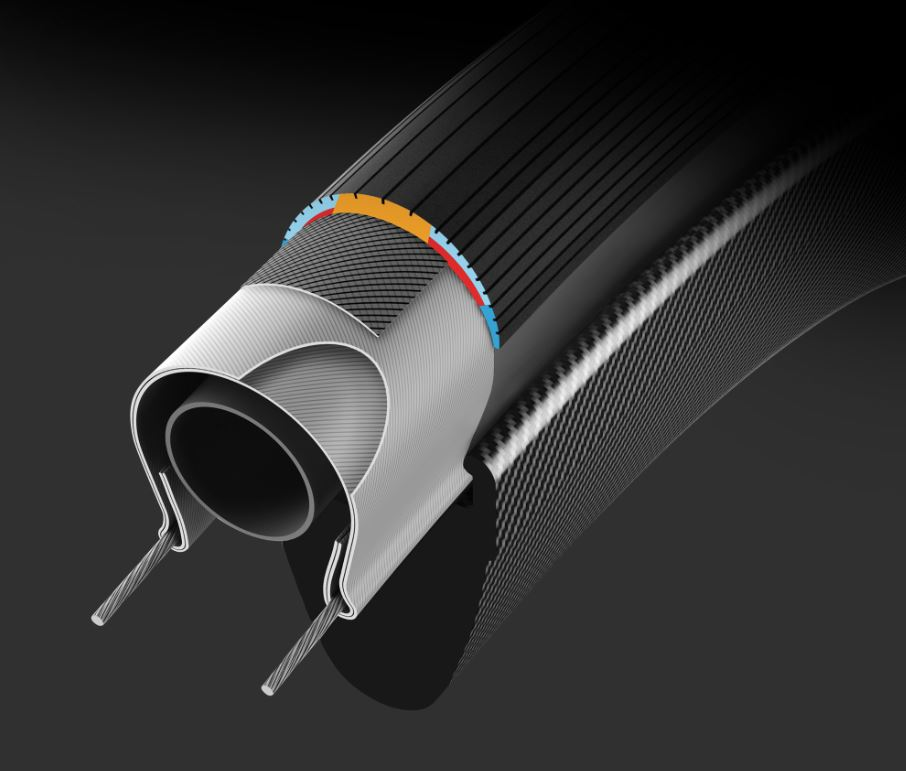 Vittoria tires thanks to graphene - image 1