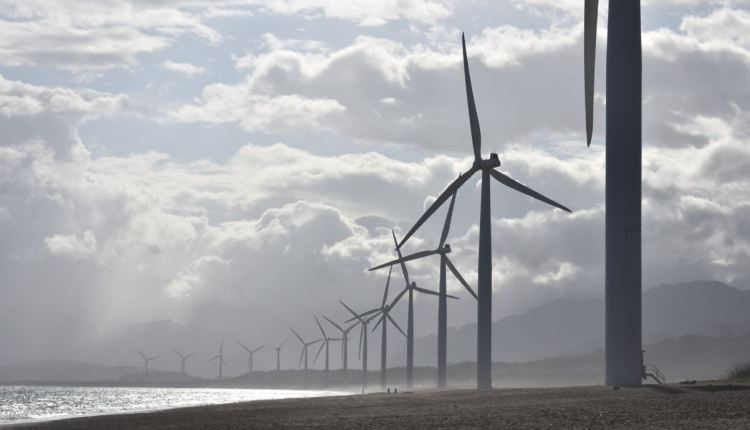 Wind Energy Masters Degree at Tufts article