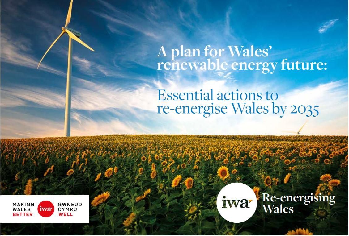 IWA Wales renewable energy plan - image 1