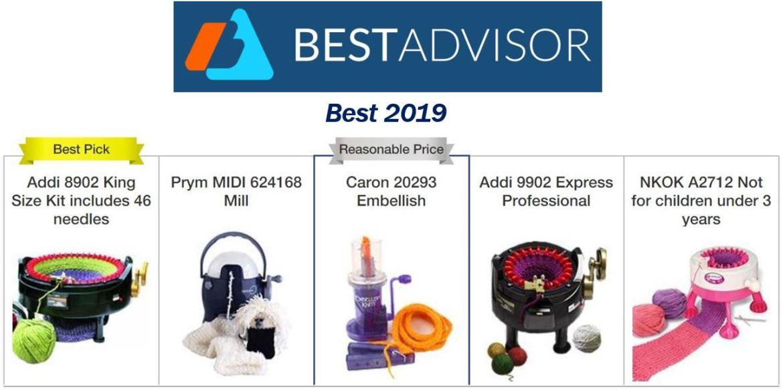 Knitting machines best advisor image