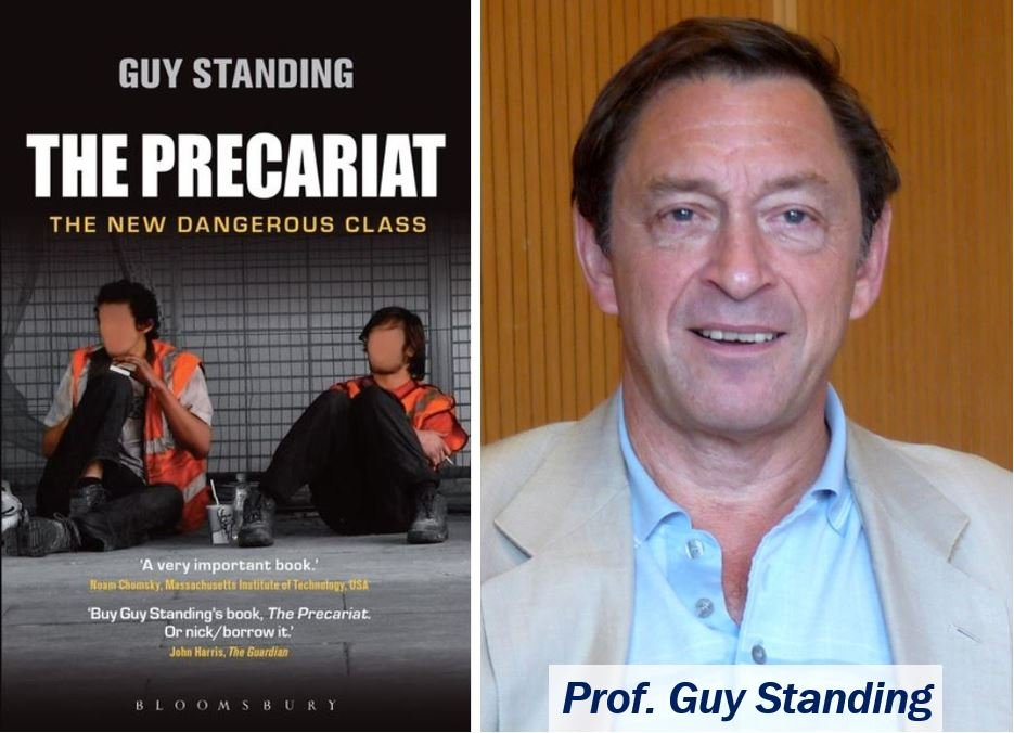 The Precariat and Guy Standing - image 1