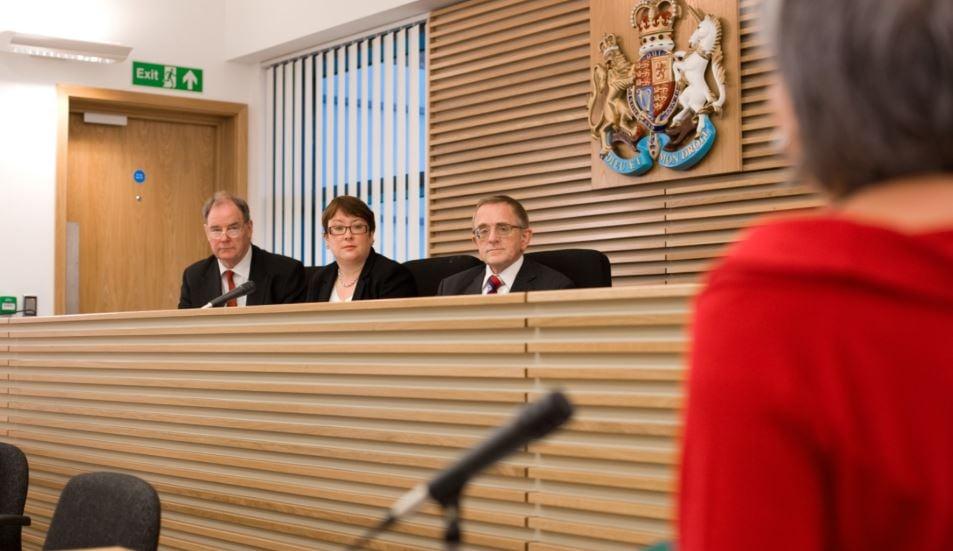 Magistrate in UK