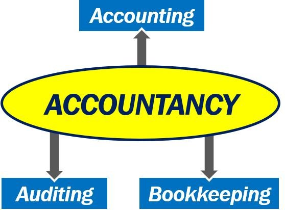 Accountancy vs accounting