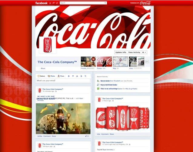 Coca-Cola facebook image 444