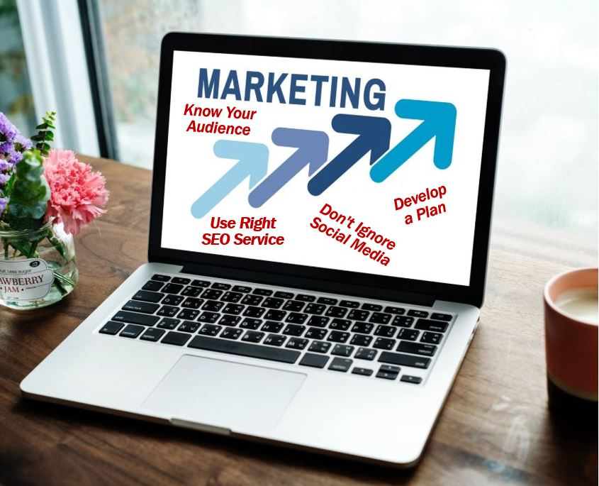 Common marketing mistakes