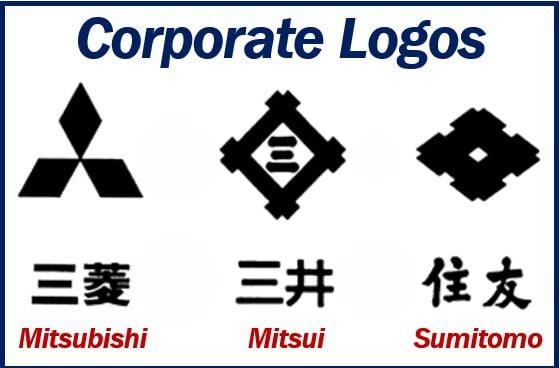 Corporate Logos big three image