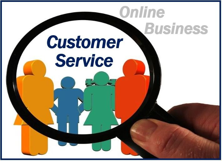 Customer Service for your online business 44444