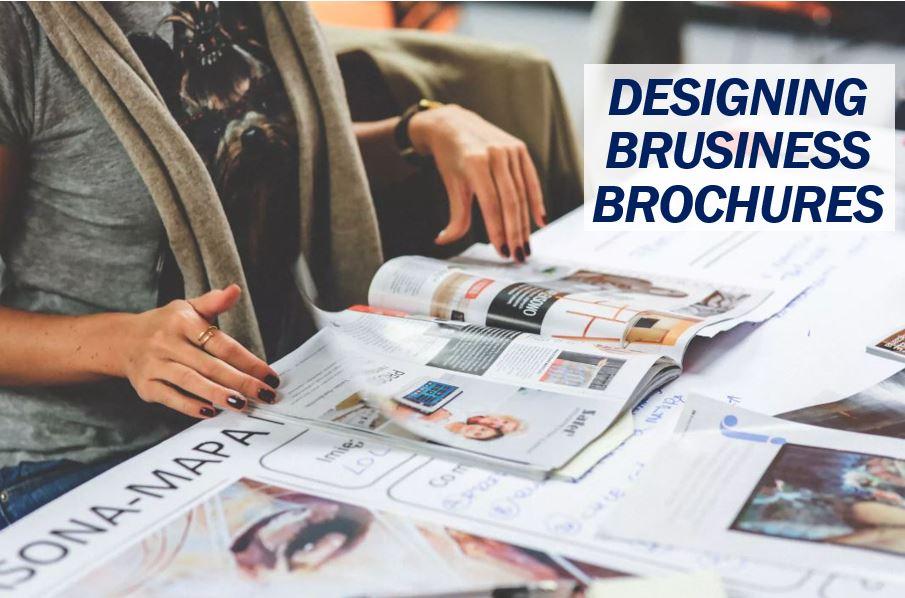 Designing Business Brochures image 333