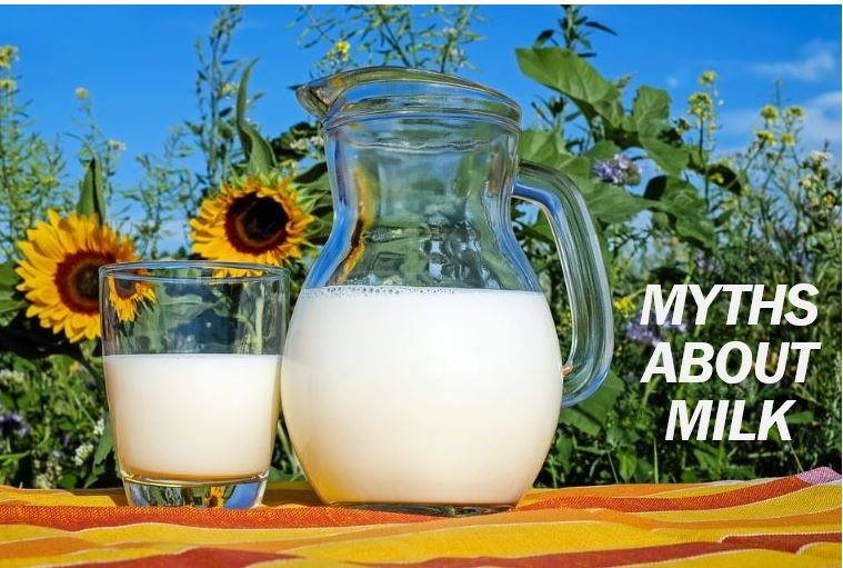 Milk myths