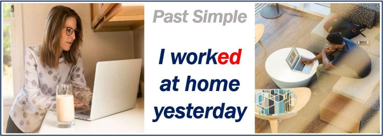 Past Simple Tense - Image 11