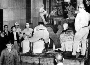 Seizure of assets Japan post War