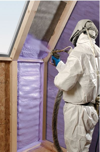 Spray foam equipment article image 1