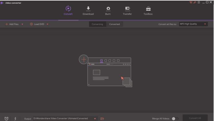Wondershare MP4 to WMV converter image 111