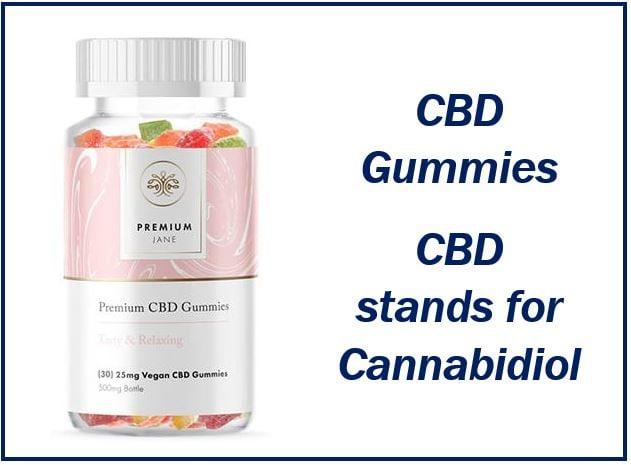 CBD Gummies article image 444